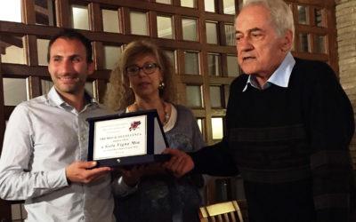 Premio di eccellenza Morellino Cantina 8380
