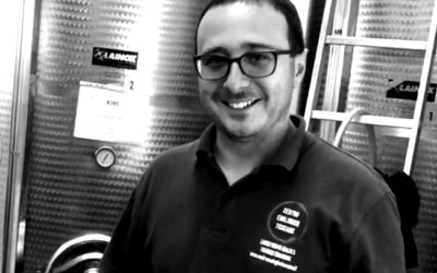 Luca Cantelli – oenologist for Cantina 8380